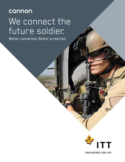 ITT Cannon - Future Soldier